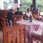 Gambian Band With Mystery Girl